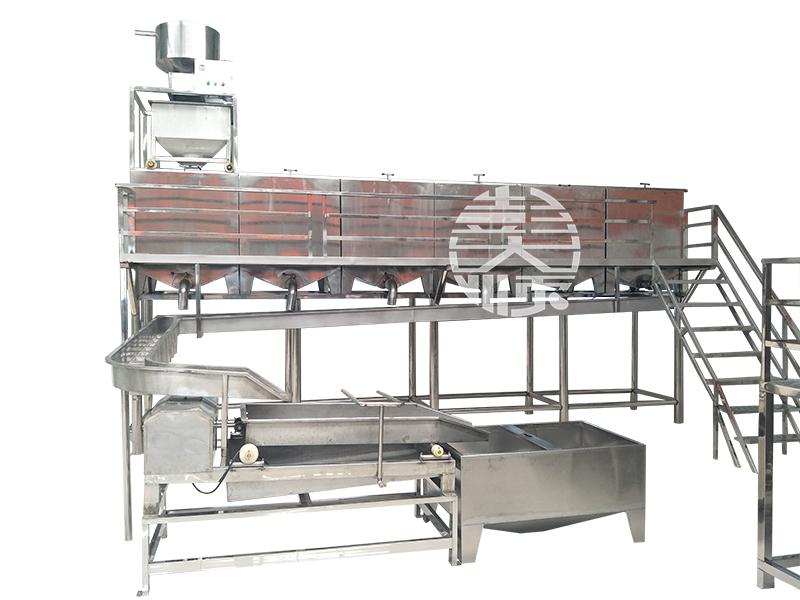 彭大顺大型泡豆系统