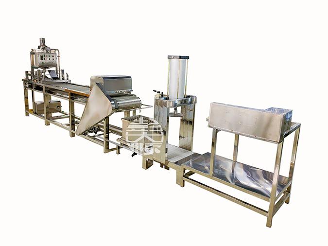 小型豆腐皮机产量低的原因是什么