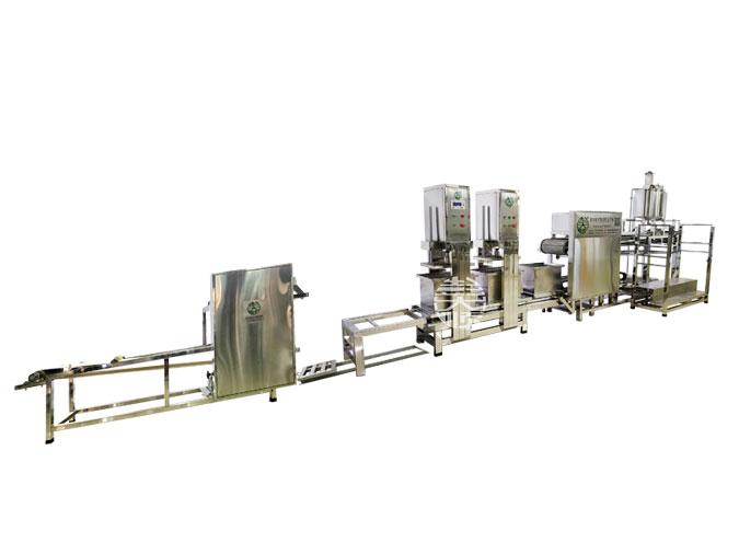 豆皮加工机器