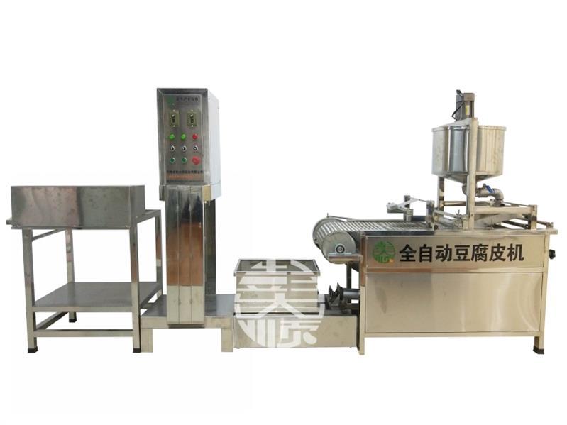 小型豆腐皮机器