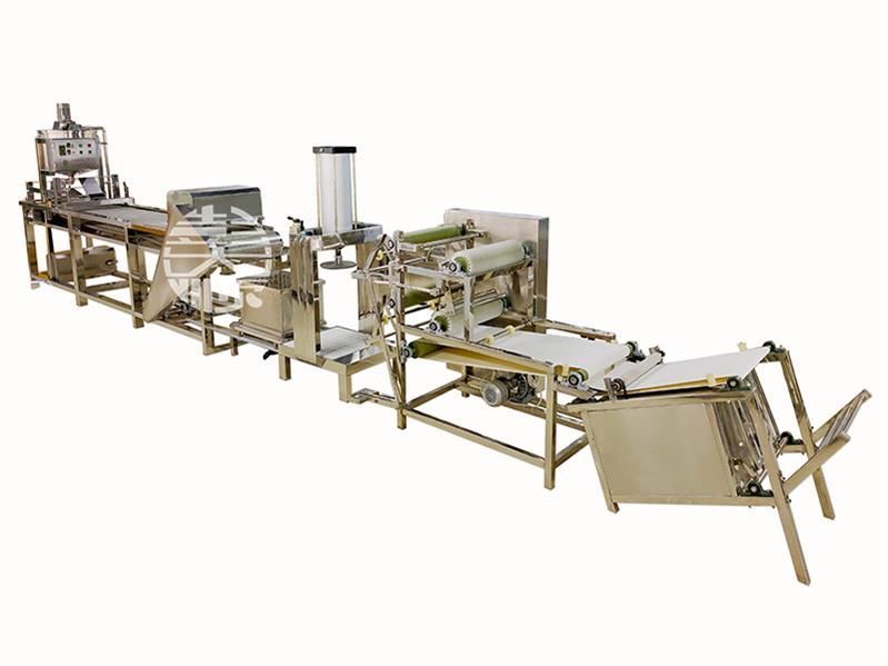 全自动豆腐皮机器厂家