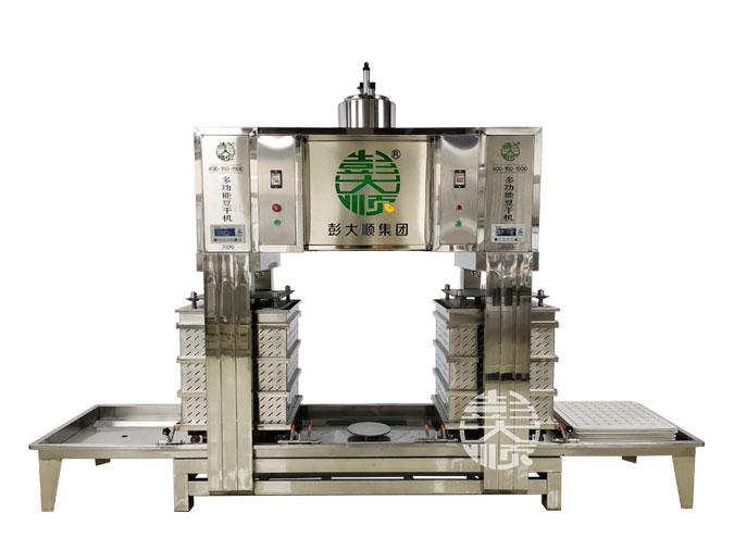 新款豆腐干机器图片展示