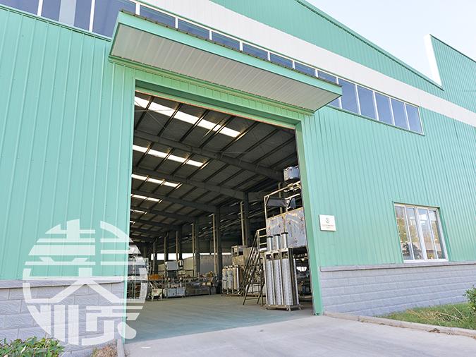 彭大顺豆腐机厂家工厂展示